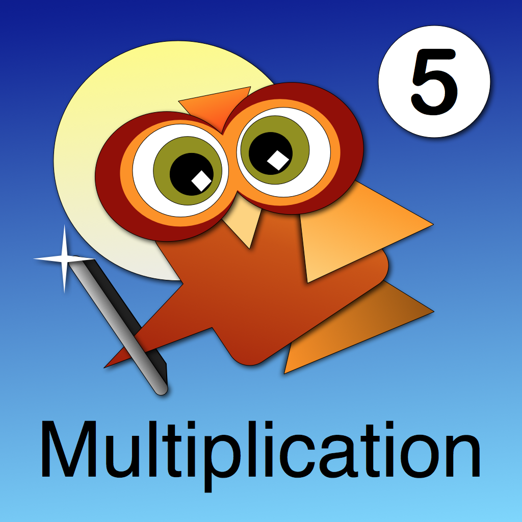 AppTutor G5M - Grade 5 Multiplication