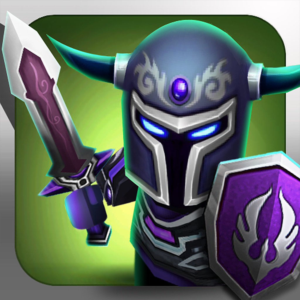 Tiny Legends: Heroes by Triniti Interactive Limited icon